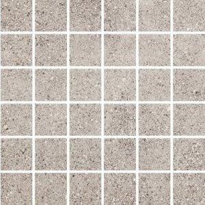CERAMIKA KONSKIE leo grey mosaic 33,3x33,3 szt g1