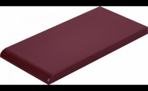 CERRAD parapet szkliwiony  wiśnia 200x100x13 g1 szt.
