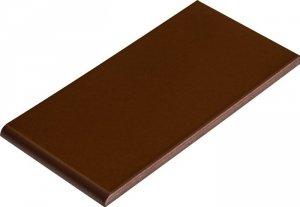 CERRAD parapet szkliwiony  brązowy 200x100x13 g1 szt.
