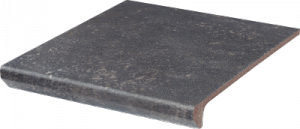 PARADYZ viano antracite kapinos stopnica prosta 30x33 g1