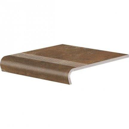CERRAD stopnica v-shape piatto red 300x320/50x9 g1 szt..