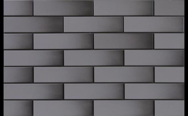 CERRAD elewacja grafitowa szkliwiona  245x65x6,5 g1 m2