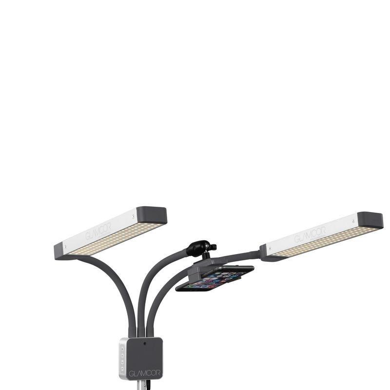 Lampa do przedłużania rzęs i makijażu GLAMCOR Multimedia Extreme