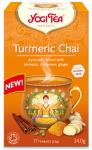 Nowość od Yogi Tea - Złoty Czaj z kurkumą