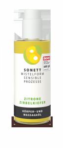D2011 Olejek do ciała i masażu Cytryna – Limba, z rytmizowanym ekstraktem z jemioły (termin: 27.07.2021)
