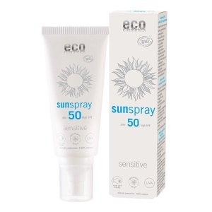 C5473 ECO Cosmetics Spray na słońce SPF 50 Sensitive 100 ml