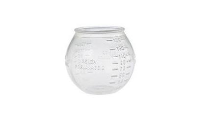 DA02 Miękka plastikowa kulka – miarka do płynów/proszków do prania Sonett