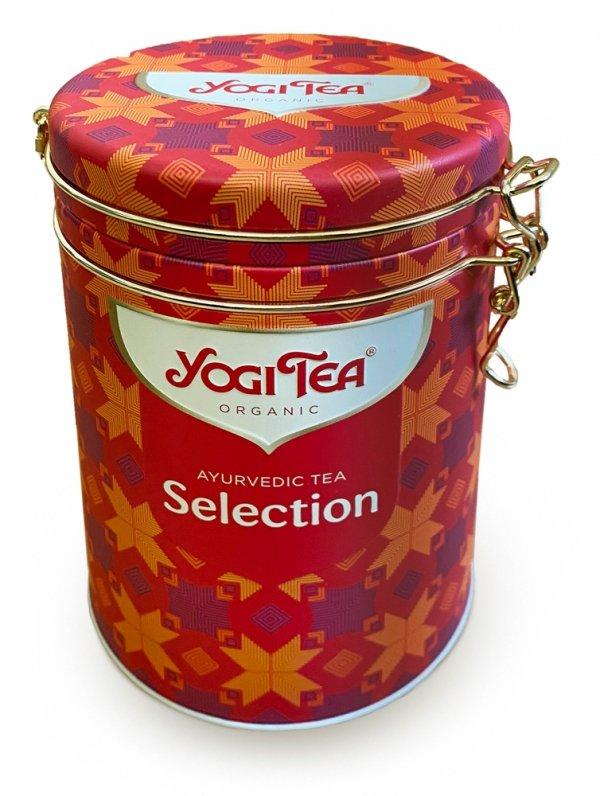 A0008 AYURVEDIC TEA SELECTION Zestaw w puszce