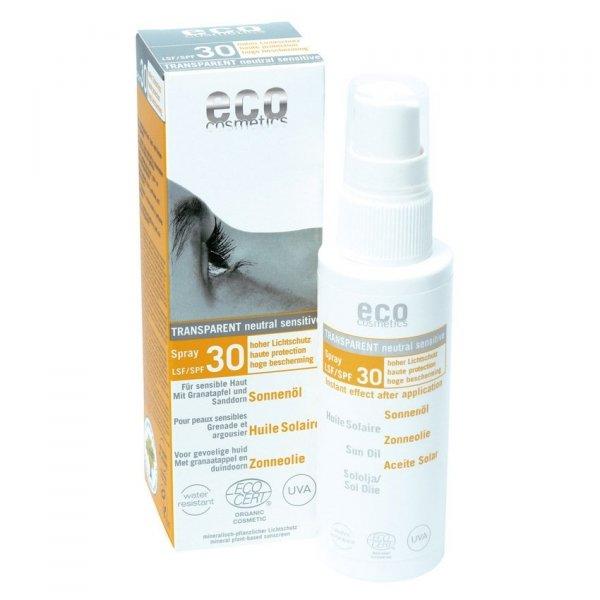 C536 Olejek na słońce SPF 30