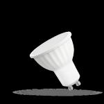 ŻARÓWKA LED 10W 230V GU10 WOJ13257 BARWA ZIMNA