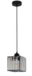 KRYSZTAŁOWA LAMPA WISZĄCA LIGHT PRESTIGE GALACTICO LP-2383/1P
