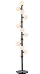 NOWOCZESNA LAMPA PODŁOGOWA MOOSEE COSMO FLOOR BLACK MSE010200121