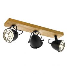 EGLO LAMPA SUFITOWA SPOT REFLEKTOR GATEBECK 49078