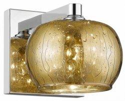 ZUMA LINE RAIN WALL W0076-01A-B5L9 LAMPA WEWNĘTRZNA KINIET ZŁOTA