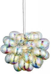 NOWOCZESNA WIELOKOLOROWA LAMPA SUFITOWA ENDON INFINITY 80123