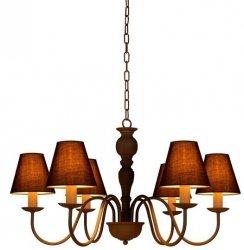 ZUMA LINE CLASSIC PENDANT RLD94760-6 LAMPA WEWNĘTRZNA WISZĄCA ŻYRANDOL