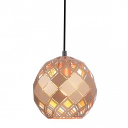 LAMPA WISZĄCA PAULELA PND-34221-1S-GD ITALUX