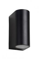 KINKIET ZEWNĘTRZNY OGRODOWY ZORA LED GU10 2X5W IP44