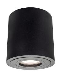 SPOT SUFITOWY DO ŁAZIENKI IP65 LIGHT PRESTIGE FARO LP-6510/1SM XL BK