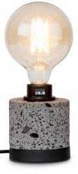 LAMPA STOŁOWA GALAPAGOS T10 GALAPAGOS/T10/DG IT'S ABOUT ROMI  SKAŁA WULKANICZNA ROZMIAR S