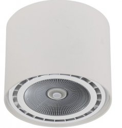 NOWODVORSKI LAMPA SUFITOWA TUBA SPOT BIT WHITE S 9482