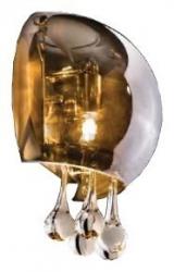 AZZARDO BURN LW5204 LAMPA ŚCIENNA KINKIET
