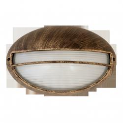 RABALUX LAMPA KINKIET ŚCIENNY HEKTOR 8496 ELEWACYJNY IP54