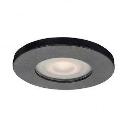 ŁAZIENKOWA OPRAWKA WPUSZCZANA IP65 LIGHT PRESTIGE LAGOS LP-440/1RS BK