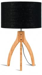 LAMPA STOŁOWA IT'S ABOUT ROMI ANNAPURNA BLACK