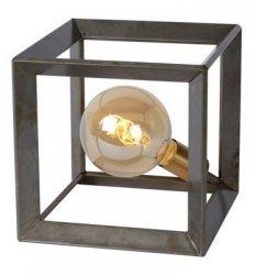 LAMPKA STOŁOWA THOR 73502/01/18 INDUSTRIALNA LOFT NATURALNE ŻELAZO