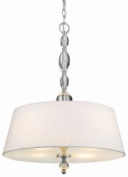 LAMPA WISZĄCA COSMO LIGHT CANCUN P03981WH