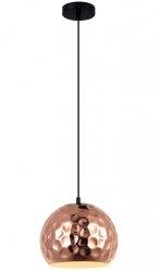 MIEDZIANA LAMPA WISĄCA ITALUX GRELIUM MDM-2956/1M COP