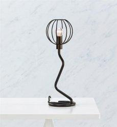 LAMPA STOŁOWA NOCNA MARKSJOLD LOFT CLIVE 107006
