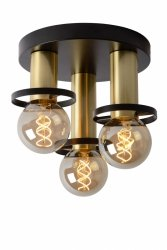 LOFTOWA LAMPA SUFITOWA PLAFON LUCIDE ANAKA 45179/13/30
