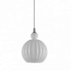 NOWOCZESNA LAMPA SUFITOWA WISZĄCA ITALUX BIRON