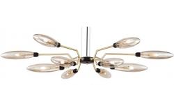 NOWOCZESNA LAMPA SUFITOWA MAYTONI VENTURA MOD012CL-12G