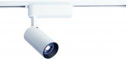 NOWODVORSKI 9010 PROFILE IRIS LED 30W SPOT REFLEKTOR DO SZYNY 1-FAZOWEJ NOWOCZESNY