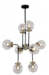 INDUSTRIALNA LAMPA WISZĄCA ODELIA V1009-8 ITALUX