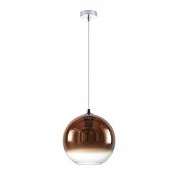 NOWOCZESNA LAMPA WISZĄCA ITALUX NAMELO W MIEDZI DYMIONEJ PND-8332-250-CP