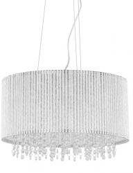 ITALUX ANABELLA P0207-07D-F4QL LAMPA WISZĄCA KRYSZTAŁOWA