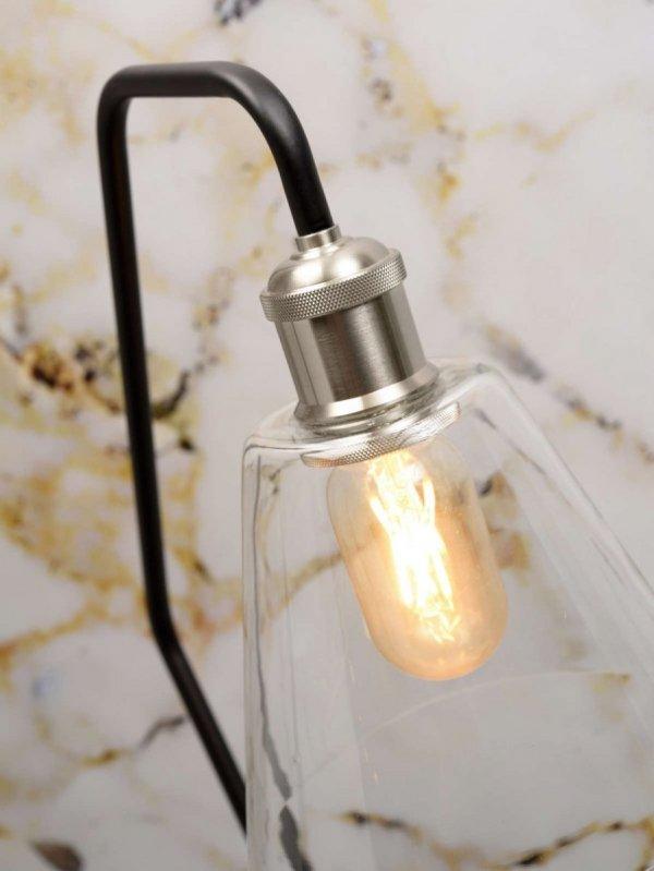 LAMPKA STOŁOWA PARIS/T/B CZARNA ITS ABOUT ROMI