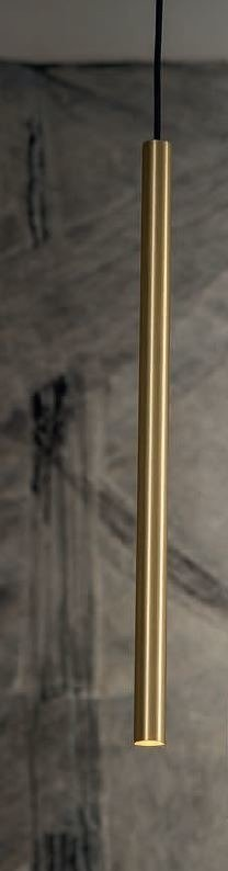 LAMPA WISZĄCA TUBA MOSIĄDZ NOWODVORSKI LASER 8798 POJEDYNCZY ZWIS