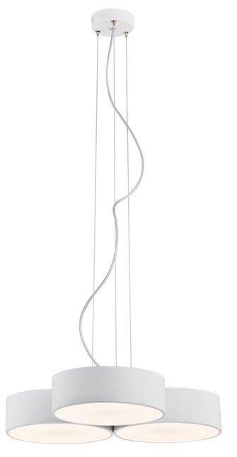 NOWOCZESNA LAMPA WISZĄCA LED ARGON DARLING 1222 50cm