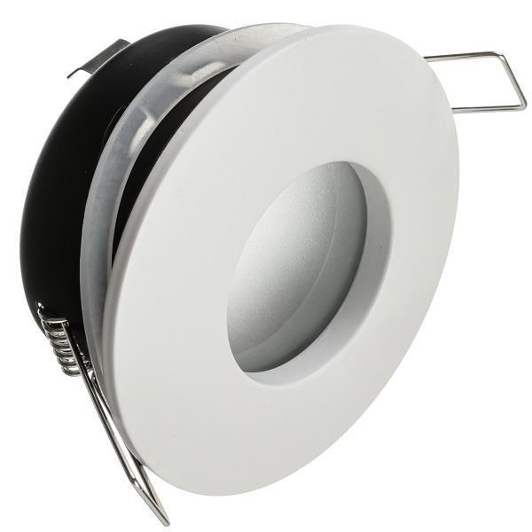 Oprawa Halogenowa Hermetyczna Do łazienki Biała