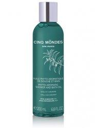 Phyto - aromatic shower&bath oil / Fito-zapachowy olejek pod prysznic i do kąpieli. Rytuał z Bengalor