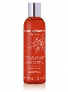 Phyto - aromatic bath&shower oil/Fito-zapachowe olejki pod prysznic. Rytuał z gór Atlas
