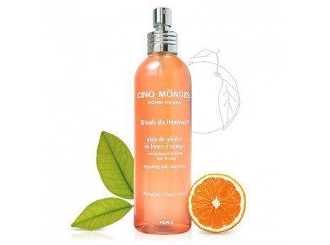Orange blossom petals rain mist/Tonizująca mgiełka do ciała z płatków pomarańczy