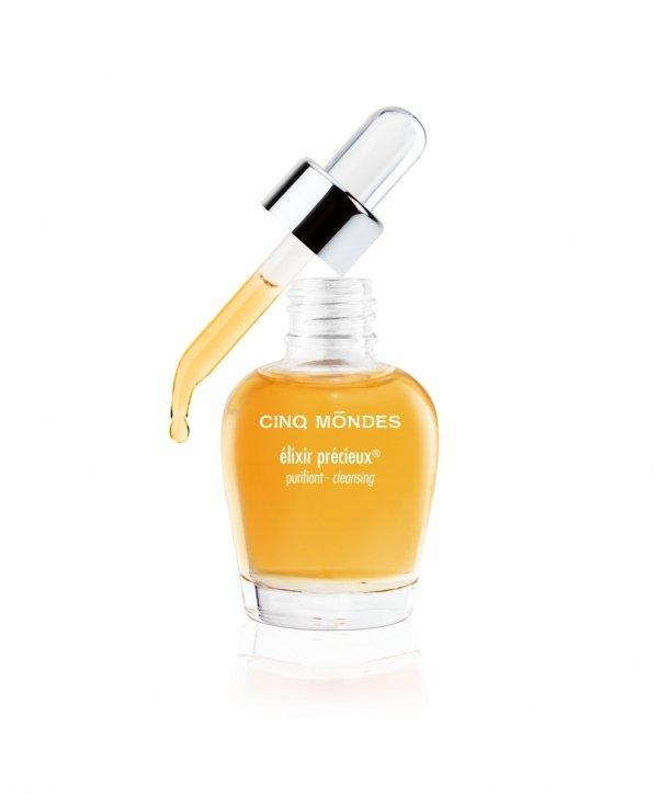 Purifying precious elixir - szlachetny eliksir oczyszczający