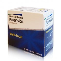 PureVision Multifocal  1 x 6