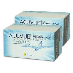 Acuvue oasys with Hydraclear Plus ,2 x 24 Stck.